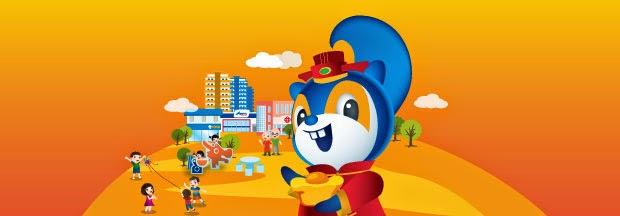 POSB 1 88% CNY Promotion | Sugar, Spice, Everything Nice