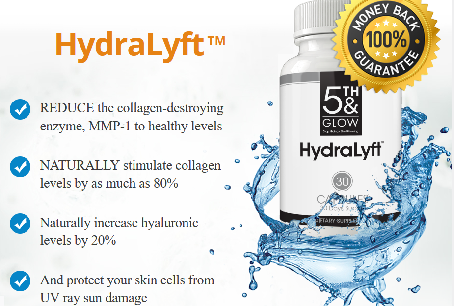 Hydralyft - Anti-Aging Supplement