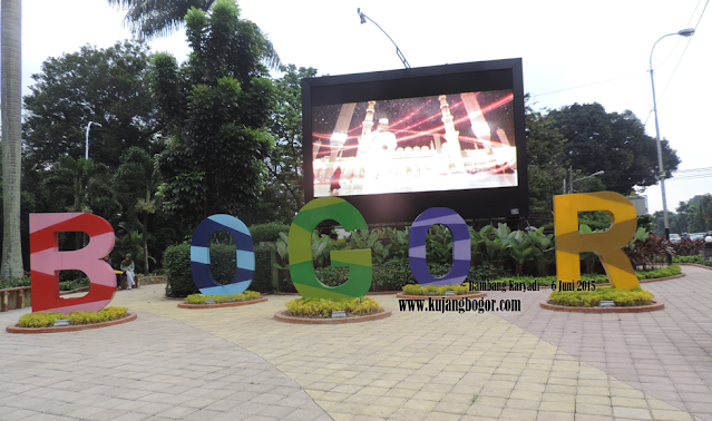 Taman Pajajaran Bogor