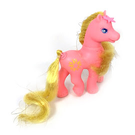 MLP Sun Sparkle Changing Hair Ponies G2 Pony