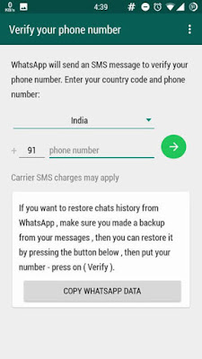 Update Download GB Whatsapp Terbaru Versi 6.85 Gratis