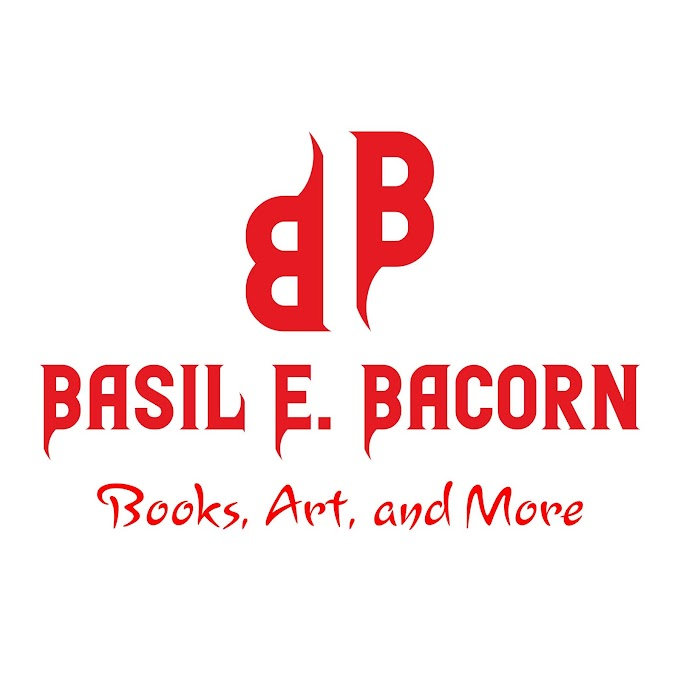 Basil E. Bacorn Books, Art, and More: What's Going On?