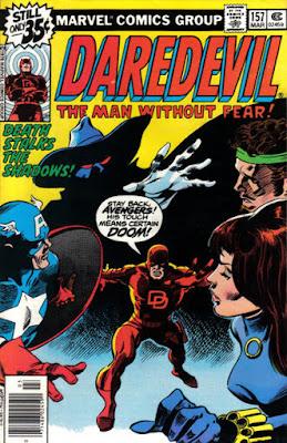 Daredevil #157, Death-Stalker