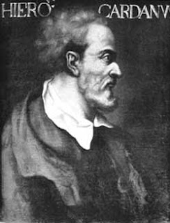 Cardano was also known for his chaotic and controversial personal life