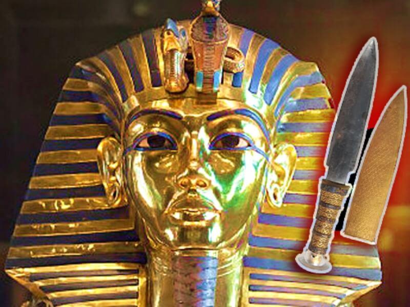Pisau Tutankhamun