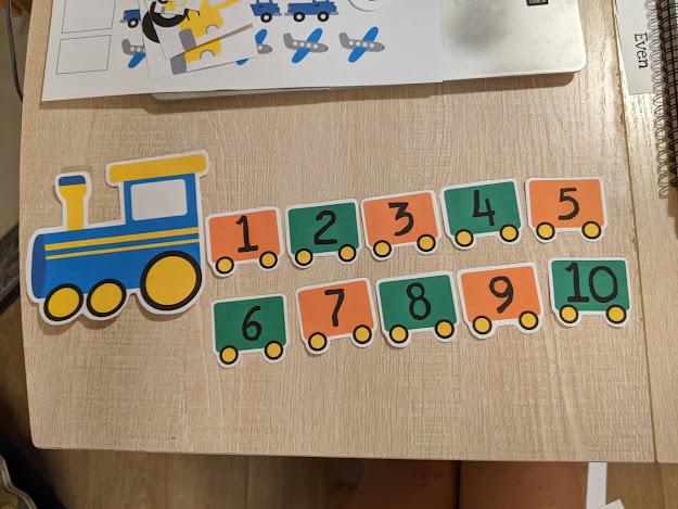 [育兒-教材] 愛車的孩子 教材推介 - 2歲