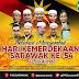 Sarawak Merdeka Tetap Merdeka 1963-2017