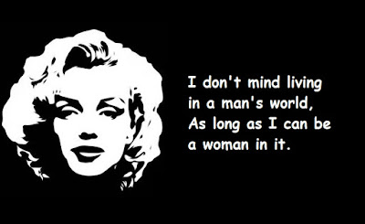"""Marilyn Monroe Quotes About Living"""