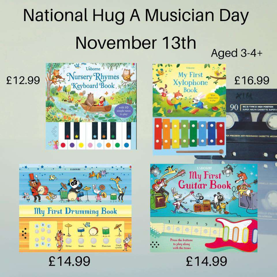 National Hug a Musician Day Wishes Images download