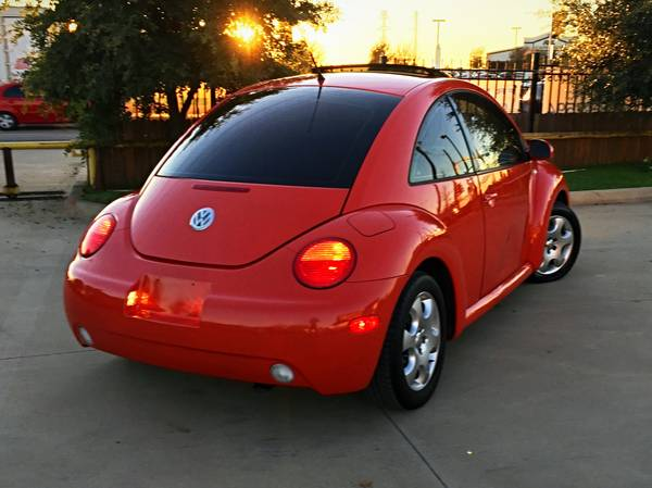 volkswagen beetle  owner