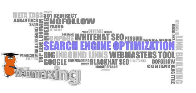 The Webmaxing Free Online SEO Basics Course | Iftikhar University