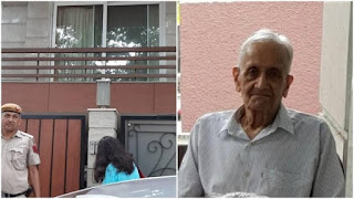 90-yr-old drugged, kidnapped in a fridge by domestic help in Delhi's Greater Ka...