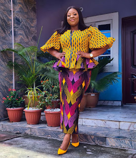 Beautiful African Dresses 2021