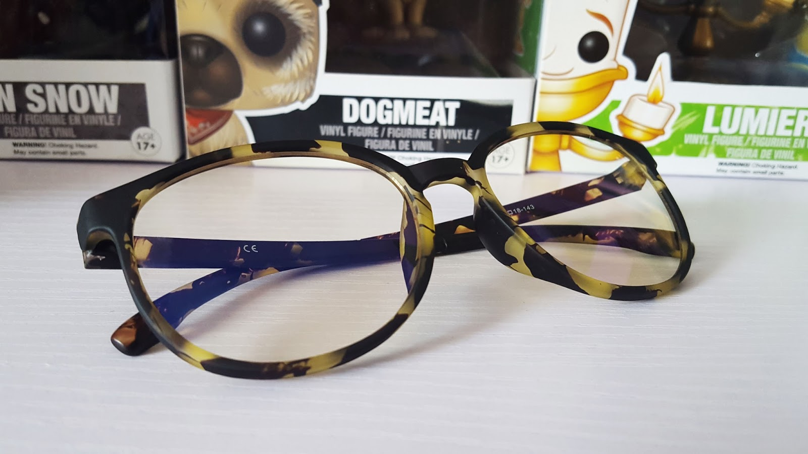 Review Spektrum Prospek Blue Light Filter Glasses