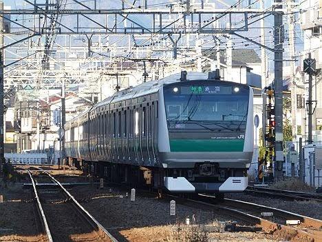 【ダイヤ改正で1本だけ新設!】E233系の特急 赤羽行き