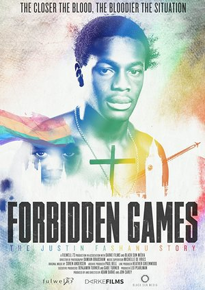 Poster Forbidden Games: The Justin Fashanu Story 2017