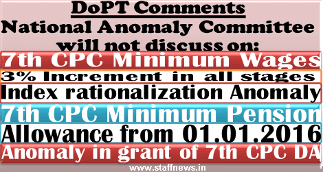 DoPT Comments on NAC Agenda $quote=Click to View