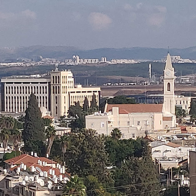 שפלת יהודה מראש המגדל הלבן