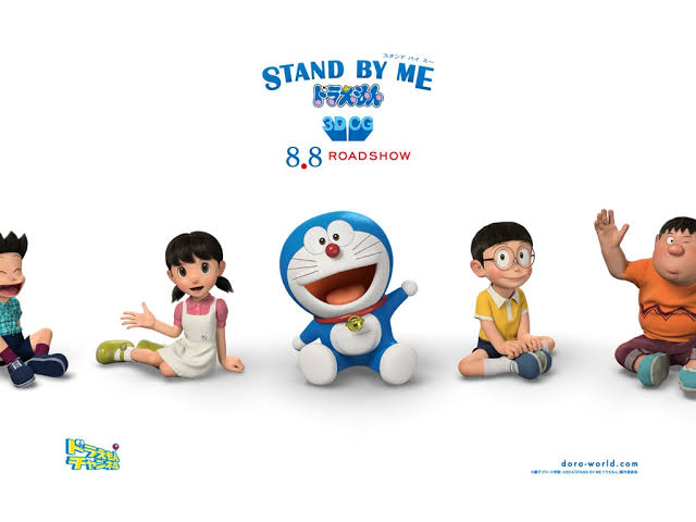 Doraemon The Movie Stand by Me Images in Hd