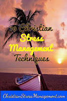 Christian stress management articles