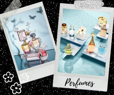 Características de los perfumes