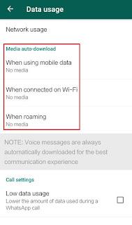 Mengatasi kiriman foto agar tidak terdownload otomatis pada aplikas Whatsapp