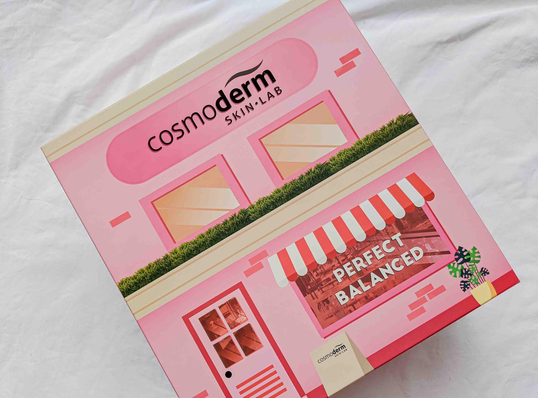 Cosmoderm Perfect Balanced : Set Penjagaan Wajah Terbaru Dari Cosmoderm
