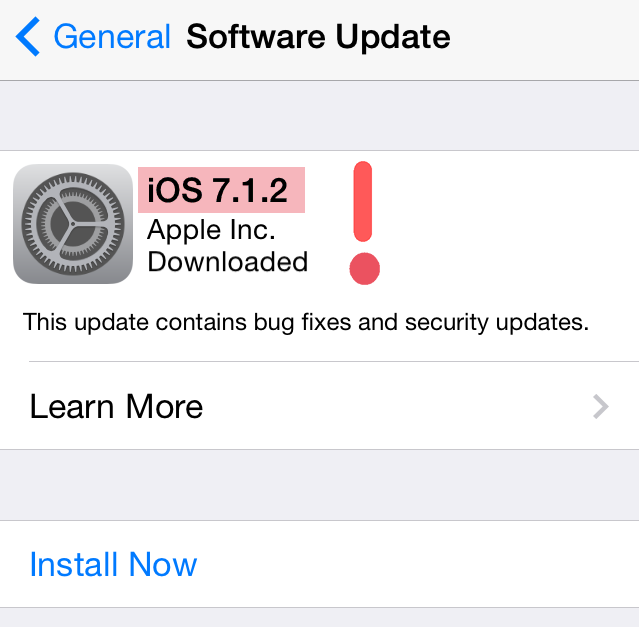 Part 1 4 Things you Need to Know Before Updating iPhone 4/4S to iOS 9