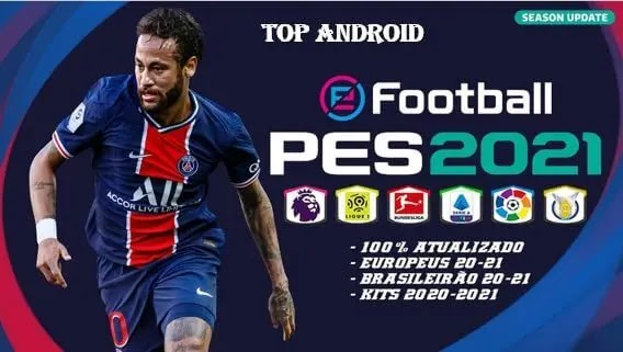First Touch Soccer 2021 - FTS 21 MOD PES Download