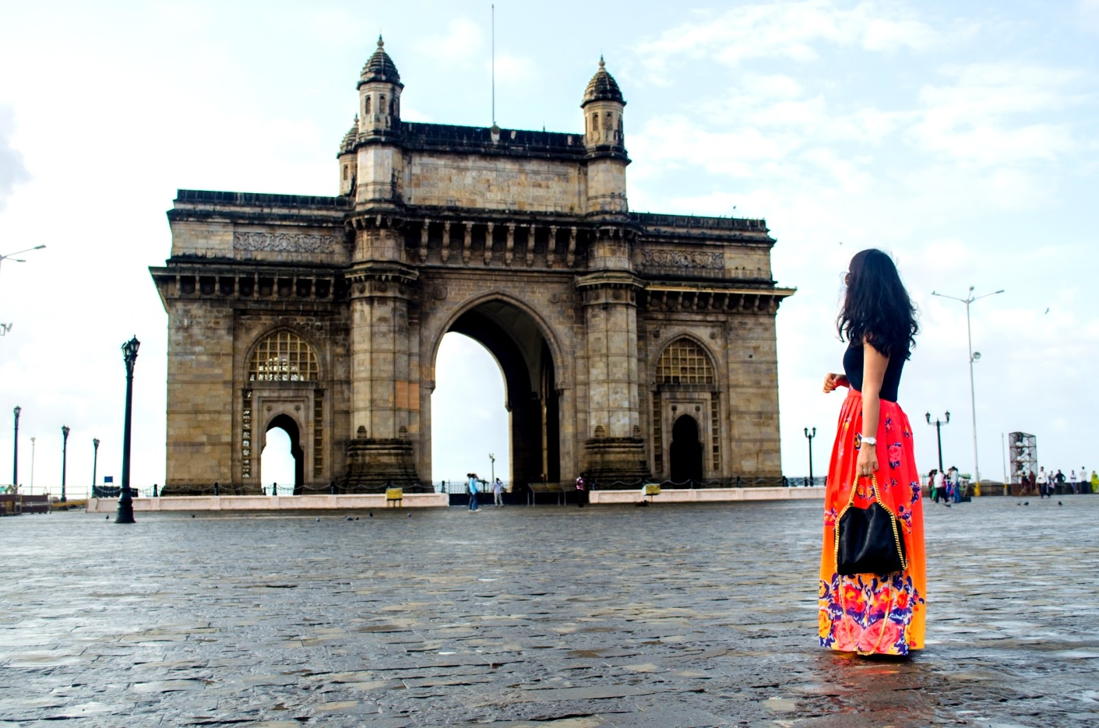 Vegan Fashion - Floral for Fall - Best Fashion Blogger in India - Style Destino - Mumbai Fashion Guide