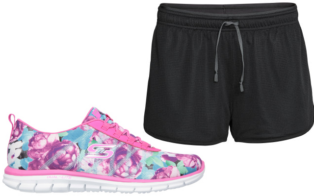 shorts deporte h&m
