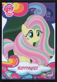 My Little Pony Fluttershy Series 3 Trading Card