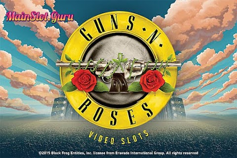 Main Gratis Slot Guns N Roses (NetEnt) | 96,98% RTP