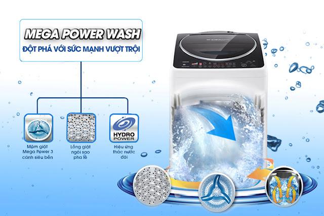 Máy giặt Toshiba AW-DC1700WV 16kg