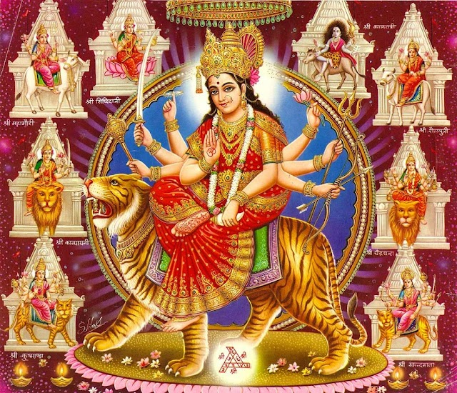 Why is Navratri Celebrated - All Festival Wallpaper