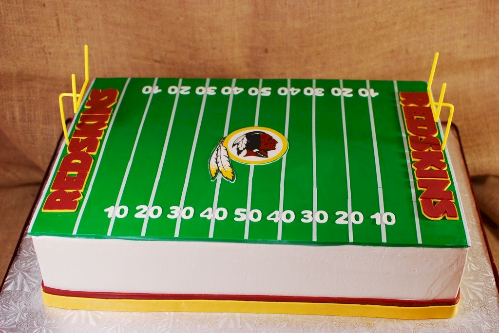 football field cake cup a cakes bowl cake strategies 4309