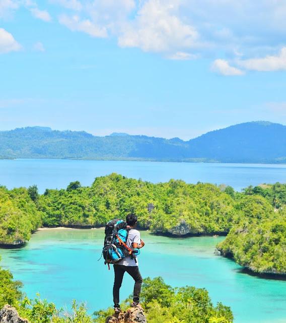 muna island sulawesi indonesia