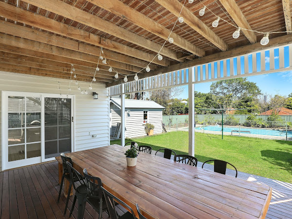 How to make the most of your outdoor living space this summer