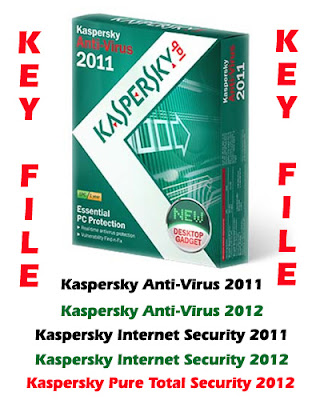 Key Of All Kaspersky Product (15 July)