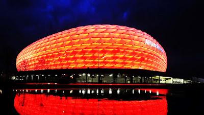 ملاعب كرة القدم المذهلة حول العالم