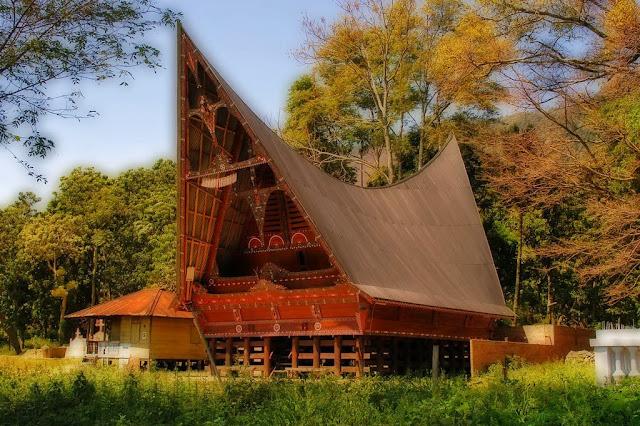 Rumah adat Batak