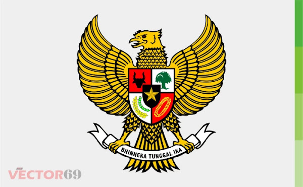 Lambang Garuda Pancasila - Download Vector File CDR (CorelDraw)