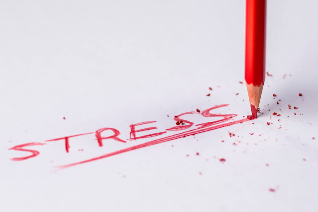avoiding stress tips