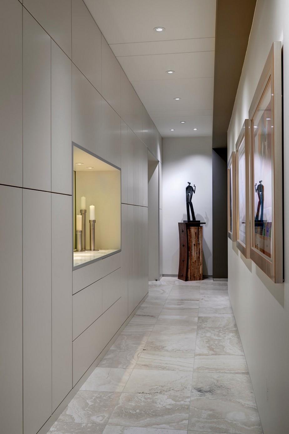 51+ Magnificent Hallway Decoration Concept