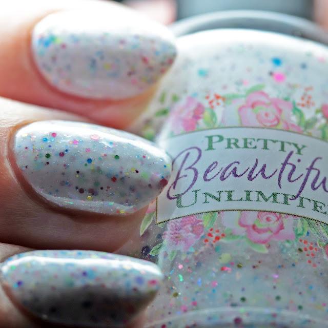 Pretty Beautiful Unlimited Funfetti Rainbow