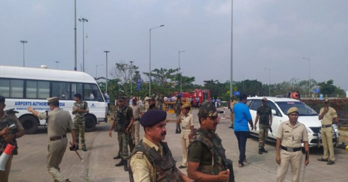 Bombs found at Mangalore airport,www.thekeralatimes.com