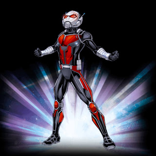 Ant-Man and The Wasp Robot Rumble