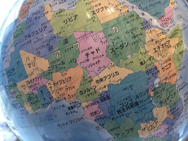 【Africa Daily】チャドの大統領は終身雇用か?(写真AC)