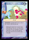 MLP Coming Through! Marks in Time CCG Card