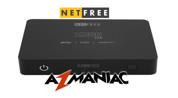 Netfree X200 V2